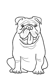 612 x 792 gif pixel. Kleurplaat Hond 80 Gratis Simpele En Moeilijke Honden Kleurplaten