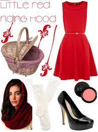 gallery of amazing little red riding hood costume diy