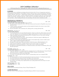 9 Account Payable Resume Mla Cover Page
