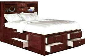 diy king platform bed with storage. King Platform Bed With Storage Underneath Size  S . Diy