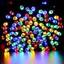 10LED Moroccan Solar String Lanterns Warm White LED Fairy Lights Cheap Solar Fairy Lights