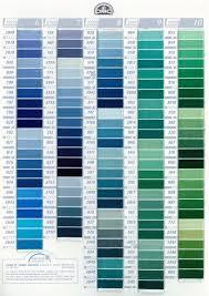 Dmc Colour Chart Download Pin On Art Techniques Color Ways
