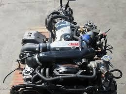 JDM TOYOTA HILUX 2L 2L-TE Turbo Diesel Engine 4x4 Manual ...