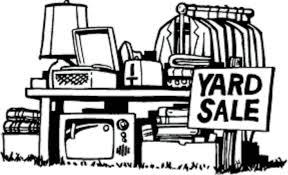 yard flyers clipart clipart kid yard clip art