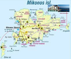 information about mykonos island and villa drakothea a luxurious