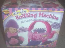 Imagine Nation Sew Easy Knitting Machine
