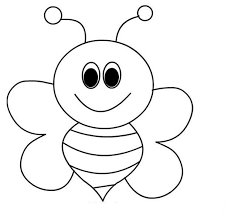 Small Picture Bee coloring pages for preschool ColoringStar
