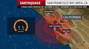 Small Earthquake Shakes San Francisco ...