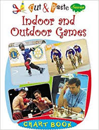 Indoor Outdoor Games Chart Book Manoj Publications