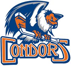bakersfield condors primary logo 2018