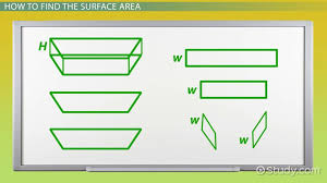 Volume & Surface Area of a Trapezoidal Prism - Video & Lesson ...