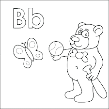 Free Printable Alphabet Coloring Pages Az For Nursery Pdf Porongurup