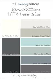 paint colours for office. Favorite Hgtv Paint Color Collections From Sherwin Williams Palette Monday Calming Colors For Counseling Colours Office I