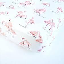 flamingo baby bedding baby girl bedding flamingo crib sheet changing pad cover pink mint fitted sheet flamingo baby bedding flamingo nursery
