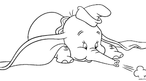 Small Picture Awesome Dumbo Coloring Pages 27 Pictures Gekimoe 18686