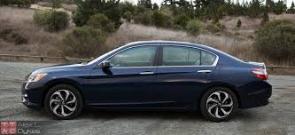 2016 Honda Accord Sedan Review – Quintessential Family Hauler [Video]