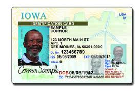 Valid Dot For Your Transportation Easy-to-obtain Iowa - Protects Card Is Dot's Id Nationwide And Identity Matters