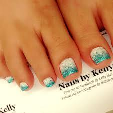 Turquoise Toe Nail Designs 20 Adorable Easy Toe Nail Designs 2020 Simple Toenail Art