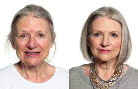 best eye makeup for blue eyes over 50