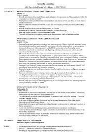 Front Office Manager Resume Samples Velvet Jobs Resume Format 24337