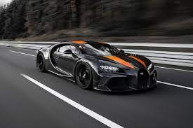 Fastest car in the world. Bugatti Chiron Sets World Record With 304 Mph Top Speed Roadshow