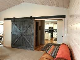 this option is most common for larger openings or s where you don t have enough room for a single door to slide