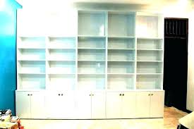 bookcase with glass doors bookcases bookshelves door ikea bookc bookshelves glass