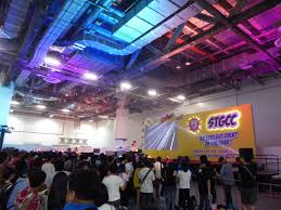 despite being one of the pioneers of large scale cosplay events in the singapore it was a disappointment that stgcc failed to introduce any new displays or