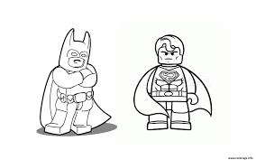 Coloriage Superman Et Batman En Ligne L L L L L L L L
