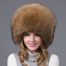 Lotusvintagenyc on etsy.com for $32 i'm excited for fall. Women 100 Real Fox Fur Ladies Hats Russian Ski Princess Hat Winter Ebay