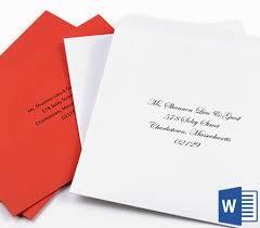 How To Print On Envelopes