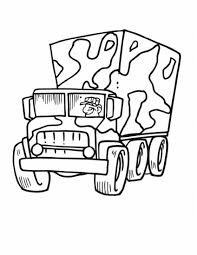 army truck coloring page vehicle pages google vehicles for s