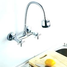 wall mount kitchen faucet with sprayer commercial faucet with sprayer standard heritage 8 wall mount kitchen