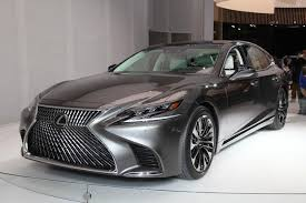 2018 lexus 460 ls. plain 2018 2018 lexus ls detroit auto show featured image large thumb0 on lexus 460 ls s