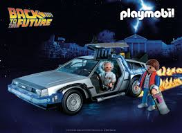 Playmobil Is Going <b>Back to the Future</b> in 2020! | Space