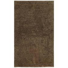 30x50 bathroom rug plush pile coffee bath x inch
