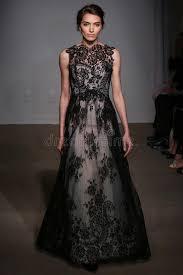 a model walks the runway at the anna maier ulla maija couture bridal