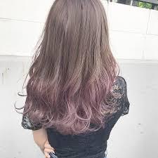 ピンクグラデーションの髪色22選ブリーチ無しで出来るヘアカラー画像も
