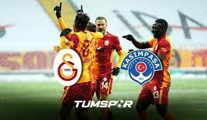 Galatasaray Kasımpaşa maçı BeIN Sports geniş özeti ve golleri! Galatasaray  liderliğini sürdürdü - Tüm Spor Haber