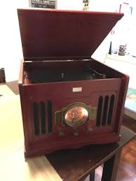 leetac nostalgic wooden center cd player am fm stereo radio for in fullerton ca offerup