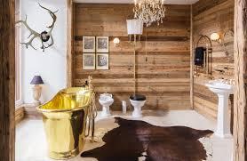 Badezimmer Im Chaletstil Traditional Bathrooms