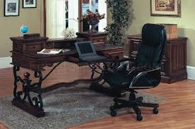 inspiration ideas vintage inspired desk with antique style vintage walnut classic barcelona writing desk