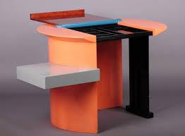 Aldo Cibic Memphis Design Aldo Cibic Sophia Desk For Memphis Memphis Design Desk