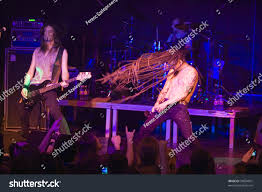 Budapestoctober 28 Amorphis Death Metal Band Stock Photo Edit Now