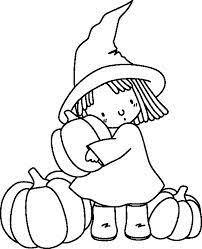 229 Beste Afbeeldingen Van Heksen Halloween Halloween Colouring