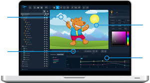 Some of their key features are: 2d Animation Software For Games Leabc