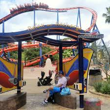 scorpio roller coaster busch gardens must do s