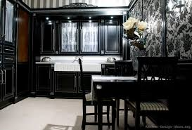 02 more pictures traditional black kitchen