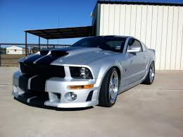2006 Ford Mustang Roush For Sale | Rockwall Texas