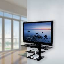 corner wall mount for flat screen tv adorable new design full motion tv wall mount with shelf best home